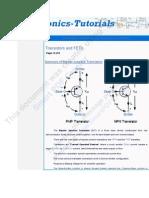 BJ Transistor tutorial 8 of 8