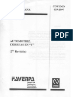 covenin 619-97