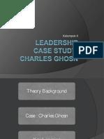 Leadership Carlos Ghosn