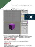 Colocando Materiales en objetos de 3dstudio max