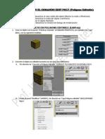 Convertir un objeto en Objeto Editable