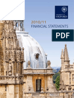 Financial Statements 2011