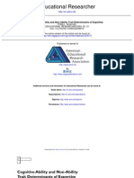 Cog Ability & Non Ability Trait Determinants