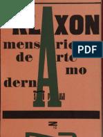 Klaxon Mensario de Arte Moderna n 2