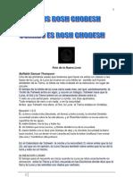 6-Cuando Es Rosh Chodesh