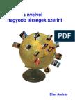 A Föld  népei és nyelvei nagyobb térségek szerint