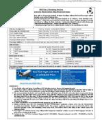 IRCTC Ltd,Booked Ticket Printingajmer2