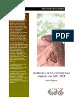 Desarrollo de Aplicaciones Con ASP.net