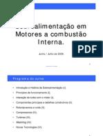 Turbo e sobrealimentação IMT 2009