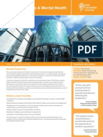 Eating Disorders and Mental Health(1)