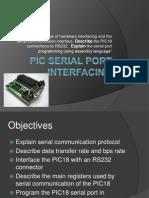 PIC18 Serial Port Programming