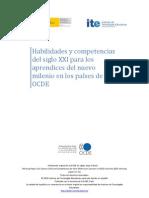Habilidades y Competencias Siglo21 OCDE