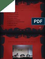 Presentacion octubre 2012 Proyecto UBACYT. Director Dr. Tulio Ortiz.