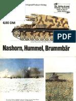 97289077 003 Waffen Arsenal Nashorn Hummel Brummbar