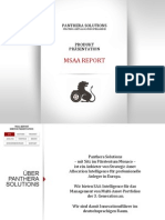 PS MSAA Report Produktpräsentation