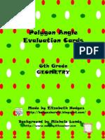 Polygon Angle Evaluation Christmas