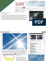 Chemtrails - Schwedische Abgeordnete gibt zu - Giftige Chemtrails sind keine Verschwörungstheorie - info_kopp_verlag