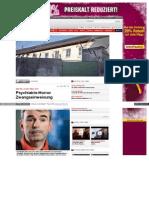 Der Fall Gustl Mollath - Psychiatrie-Horror - Zwangseinweisung - Justizministerin Beate Merk - Bild.de
