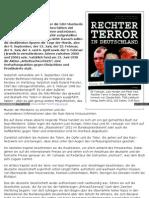 Rechter Terror in Deutschland - über die NSU-Mordserie - gegenwind
