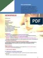Hemophilie&