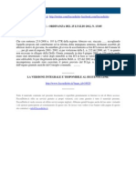 Corte Di Cassazione n 13105_2012