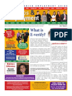 Empleos & Employment Edition 2- 2009