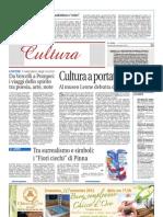 """Fiori Ciechi. Remo Bassini su """"La Sesia""""."""