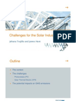 Challenges for the Solar Industry IET 180209_final JJ