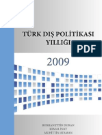 SETA-Turk Dis Politikasi Yilligi 2009