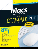 Macs AIO for Dummies 2E Sample Chapter