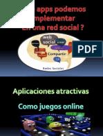 aplicaciones interactivas