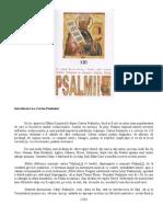 19 - Psalmii