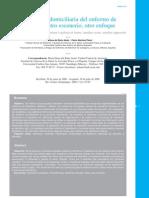 Valoración domiciliaria del enfermo de alzheimer. 2006 (vol.5(2) art.1)