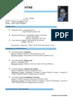 Curriculum Vitae Fátima El Hachimi