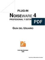 Manual Noise Ware Espanol
