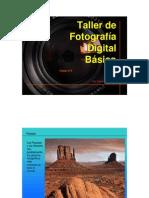 Taller de Fotografia Digital Basico - 06