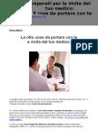 Newsletter_otto Cose Da Portare - Dott Raffaello Riccio - www.raffaelloriccio.com
