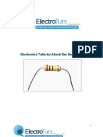 Ebooks Electronics Tutorial about the Resistors