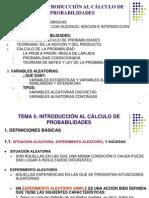 T5 Introduccion Al Caculo de Probabilidades