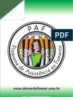 PAF - Programa de Assistência ao Fumante
