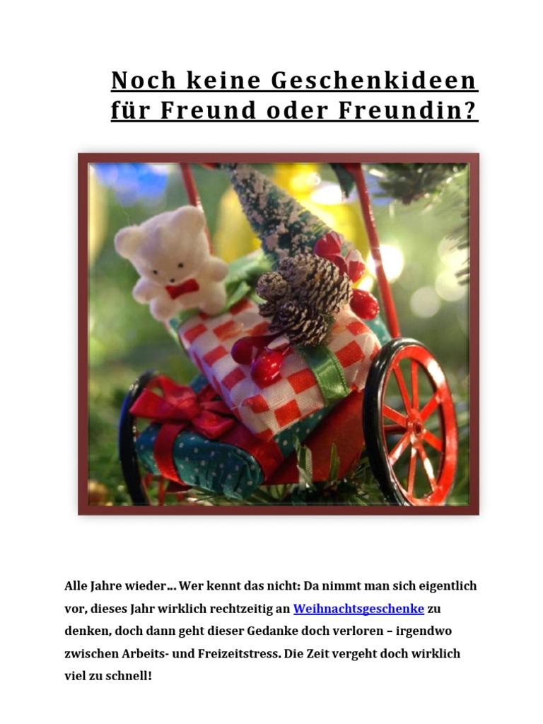7_Noch keine Geschenkideen für Freund oder Freundin