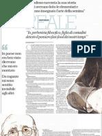 Giovanni Reale Racconta La Sua Storia - Repubblica_02.12.2012