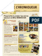 Le Chroniqueur 1