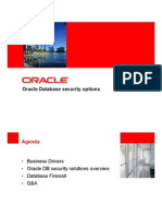 Oracle DB Security_Customers