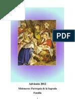 Adviento Sagrada Familia_Misionero