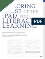 ipad literacy