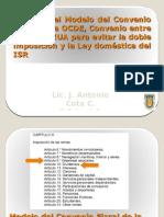 Articulos 9 10 ConvenioMexico USA