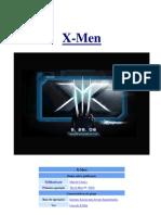 Edson Carneiro Dos Santos - X-Men Full