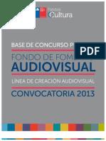Creacion Audiovisual