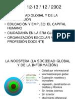Doctorado UCM, 2002 (SdI, Tbajo, Ciud, Org, Prof)